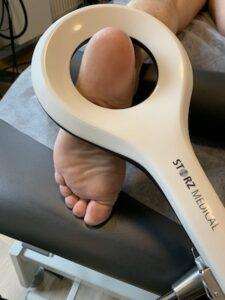 hælspore smertelindring